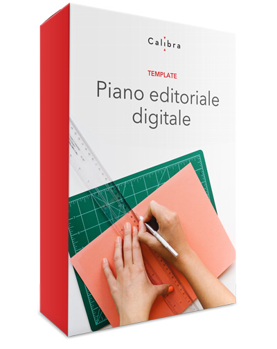 piano editoriale template Calibra